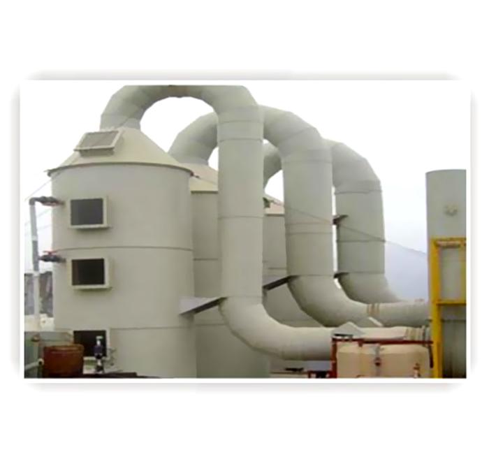 喷淋塔净化废气处理设备