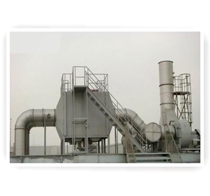 废气活性炭吸附处理设备