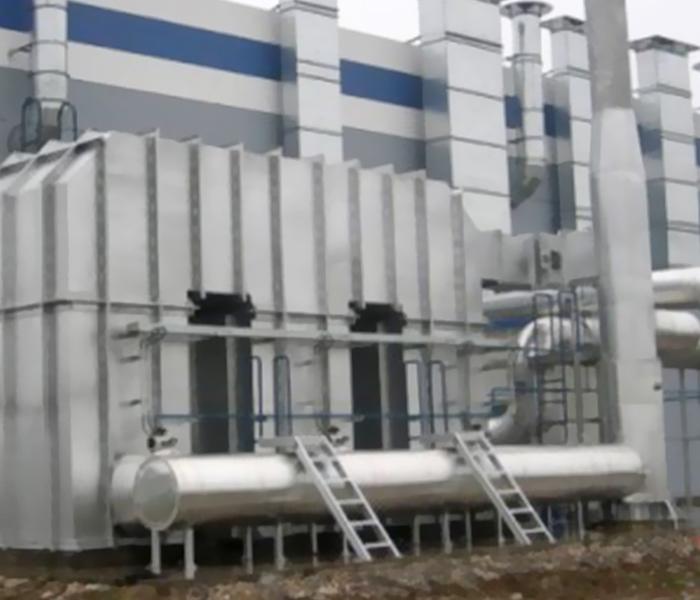 废气催化氧化燃烧处理设备