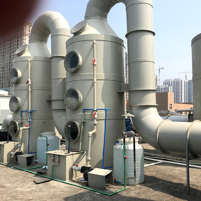 水产有限公司蒸鱼废气处理设备