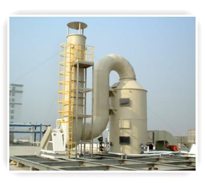 旋流塔废气处理设备